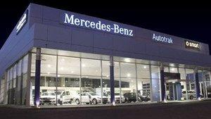 Concesionario oficial Mercedes-Benz