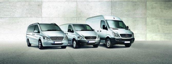 Vehículos comerciales Mercedes-Benz